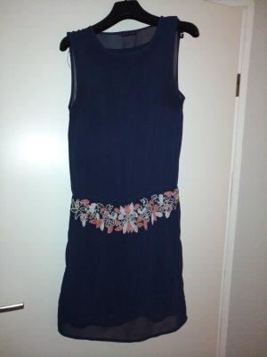 Blaues Kleid Sisley 34