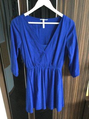 Blaues Kleid von Bershka M