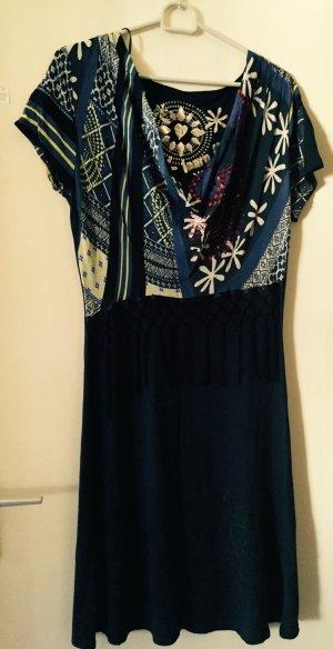 Blaues Kleid von Desigual