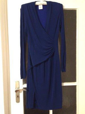 Blaues Kleid von Escada