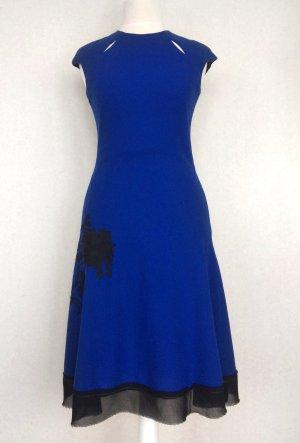 Blaues Kleid von F&I Gr. 36-34