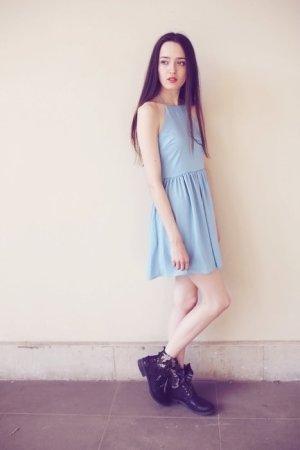 blaues Kleid von Forever 21
