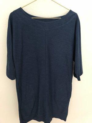 Blaues Kleid von Massimo Dutti