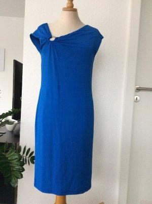 Blaues Kleid von Nice Connection Gr. 36j