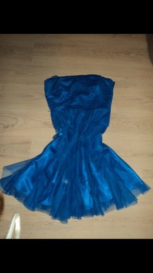 Blaues Kleid von Orsay