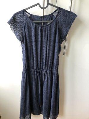 H&M Sweat Dress dark blue