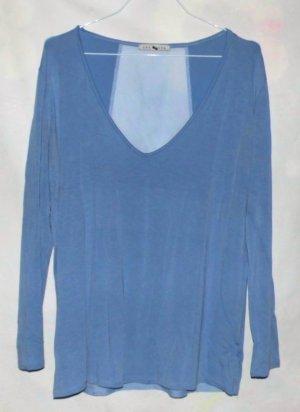 Blaues Langarmshirt von Red Haute