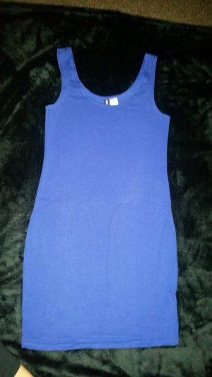 Blaues long Tanktop von H&M