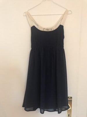 Asos Petite Babydoll-jurk room-donkerblauw
