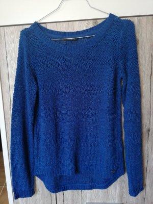Only Netshirt blauw