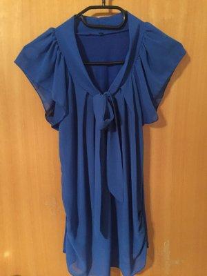 Camisa de mujer azul
