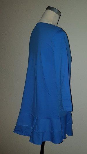 b.p.c. Bonprix Collection Blouse neon blauw
