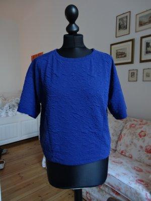 Blaues Oberteil von H&M