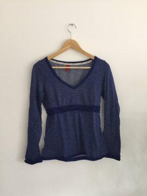 Blaues Oberteil von vero moda in Größe M