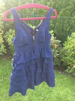 Blaues Only Partykleid