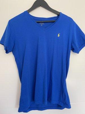 Polo Ralph Lauren Polo Shirt yellow-blue