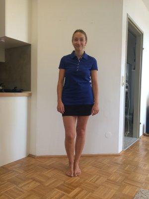 Blaues Polo-Shirt von Tommy Hilfiger