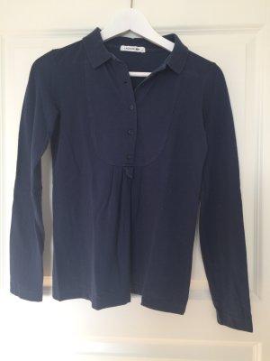 Blaues Poloshirt von Lacoste