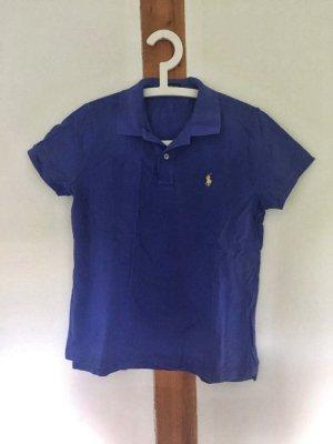 Blaues Poloshirt von Polo Ralph Lauren