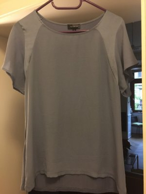 Blaues schickes Shirt gr M