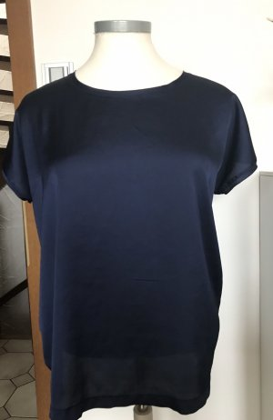 Blaues Shirt Mango