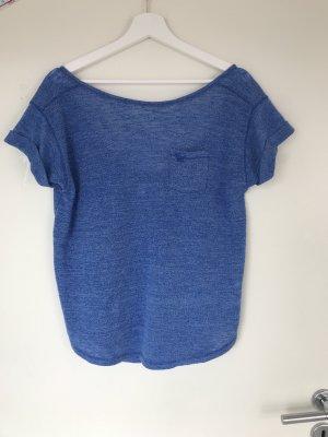 Blaues Shirt von Abercrombie & Fitch