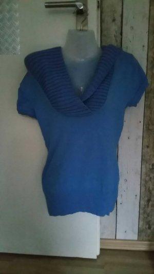 Blaues Shirt von Melrose