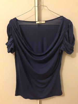 Blaues Shirt von Oasis, Größe M (38/40)