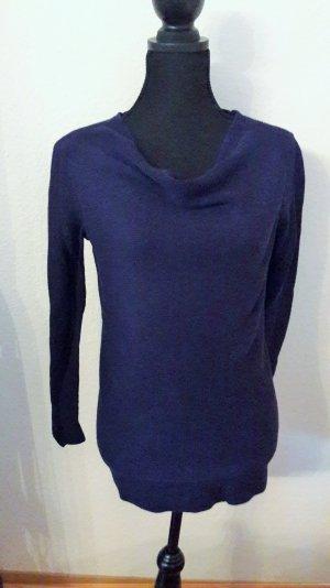 blaues Shirt von Zero, Gr. 38