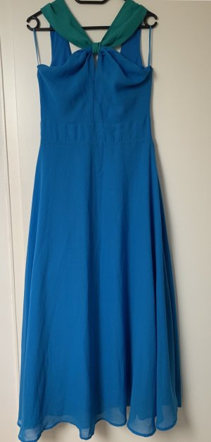Orsay Maxi Dress cornflower blue-cadet blue