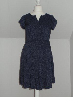 blaues Sommerkleid von Tom Tailor, Gr. 40
