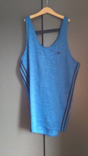 Blaues Sport-Kleid Adidas 38