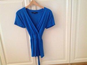 Blaues stricktop von Hallhuber Basic