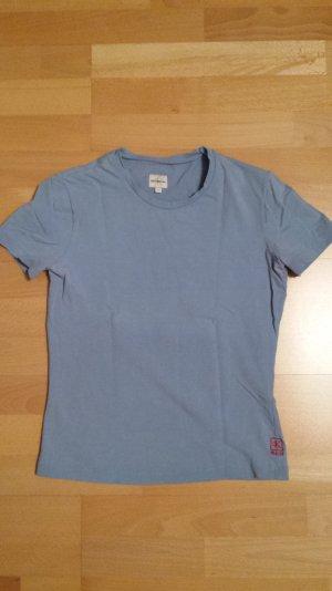 Calvin Klein Camiseta azul celeste Algodón