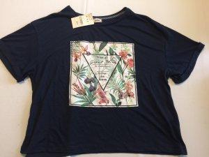Blaues T-Shirt NEU von Pimkie