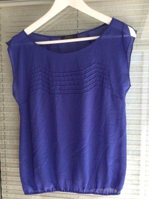 blaues T-Shirt von Esprit in 32