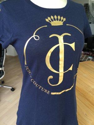 Blaues T–Shirt von Juicy Couture, S