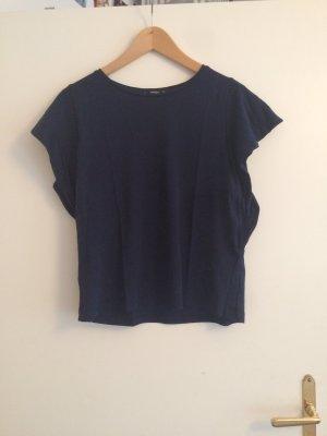 Blaues T-Shirt von Mango