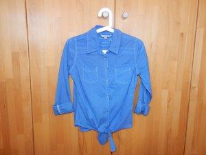 Blaues Tally Weijl Hemd
