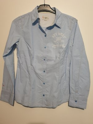 blaues Tom Tailor Hemd