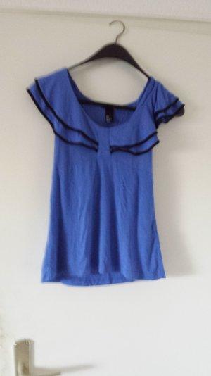 Blaues Top von H&M abzugeben