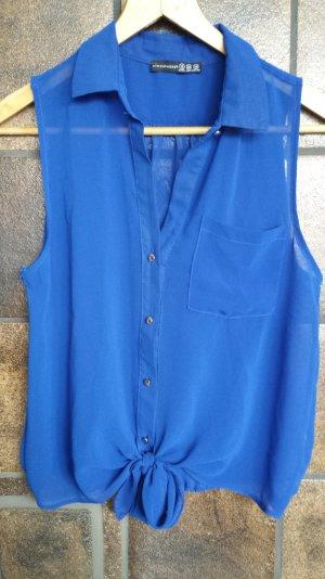 Blaues transparentes Top Primark