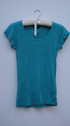 Blaues / Türkises Tshirt