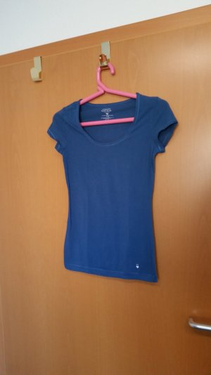Blaues Victoria's Secret T-Shirt Gr. 32-36 Lingerie