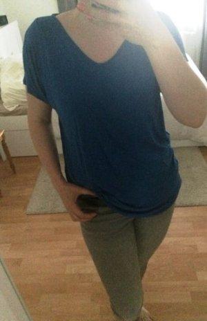 blaues weites Shirt von Promod, M