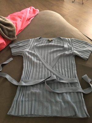 Mexx Wraparound Shirt cornflower blue