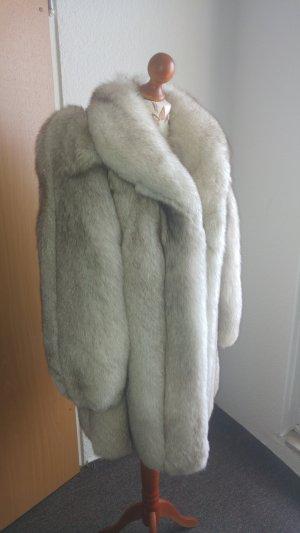 Pelt Coat white fur