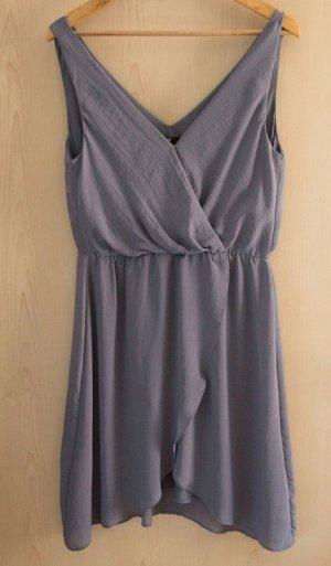Blaugraues Kleid von H&M