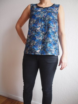 Blaugraues Top von ONLY