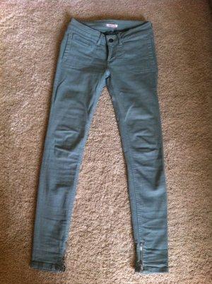Blaugrün/graue Jeans von kuyichi, 25/32